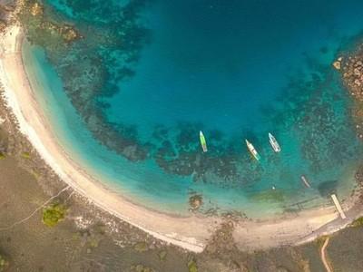 Foto Drone: Taman Nasional Komodo yang Bikin Rindu