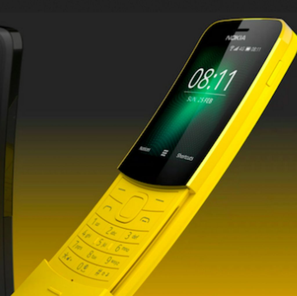Reinkarnasi Ponsel Nokia Pisang Lahir Sebentar Lagi?