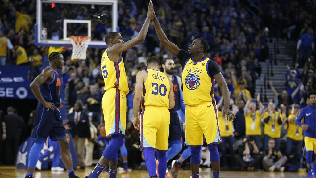Warriors Lumat Thunder 112-80