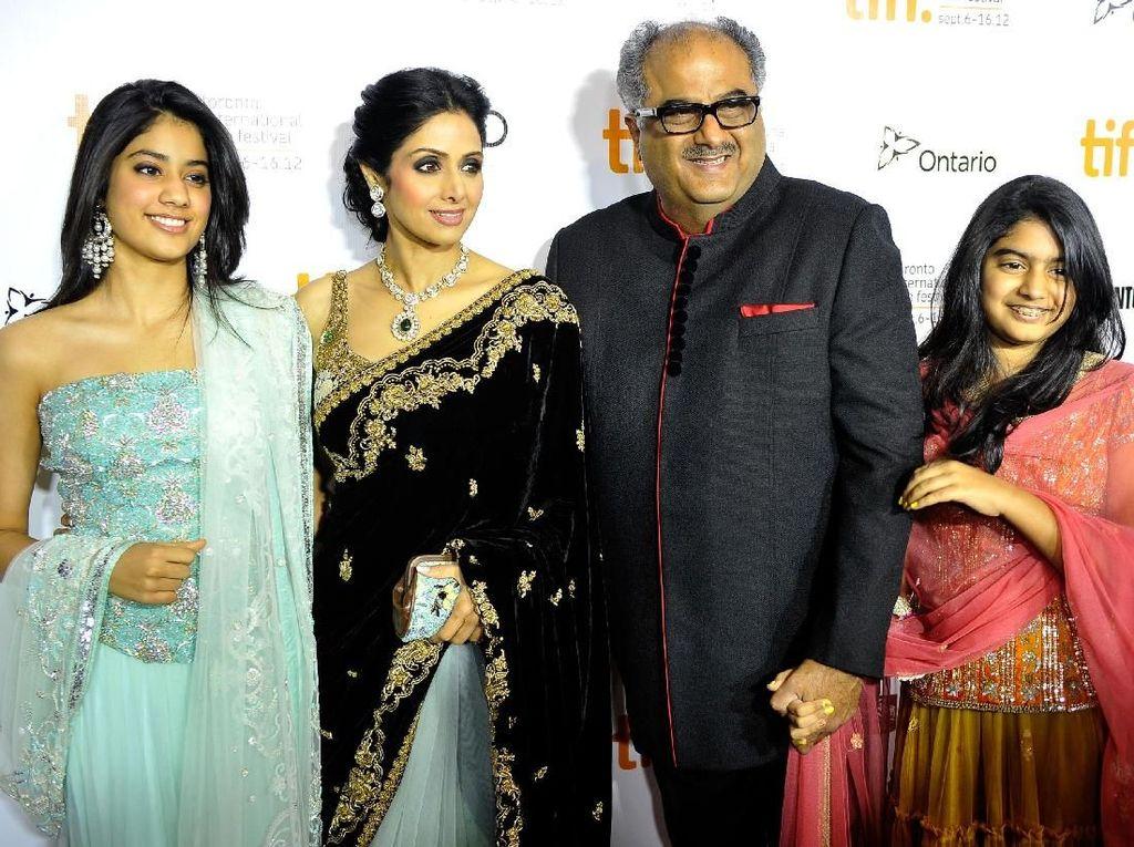 Sridevi Aktris Perempuan Terbesar di India