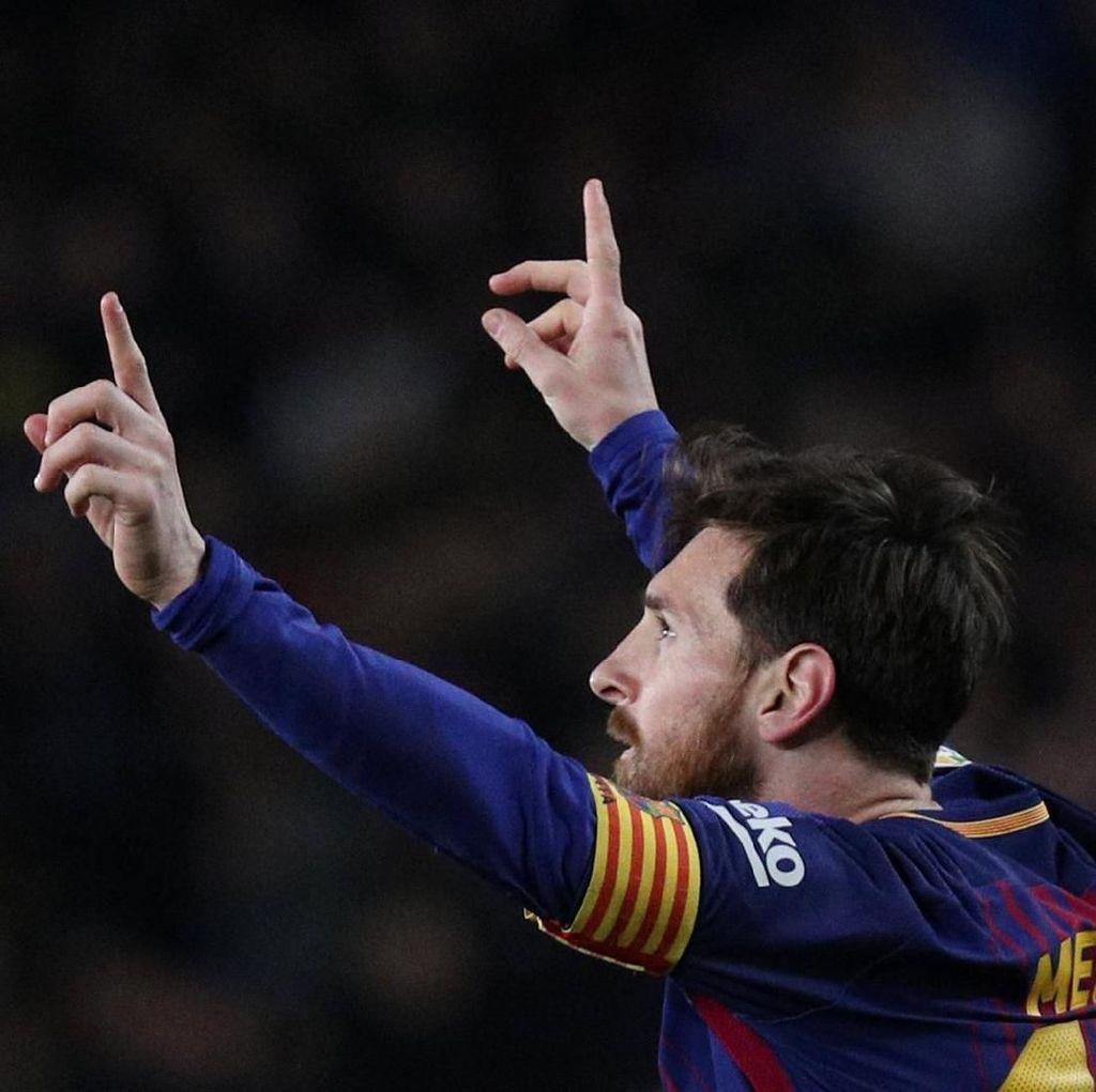 Valverde: Messi Bikin Semuanya Jadi Mudah