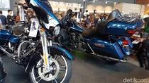 Moge Harley-Davidson Model 2018 Siap Mengaspal di RI