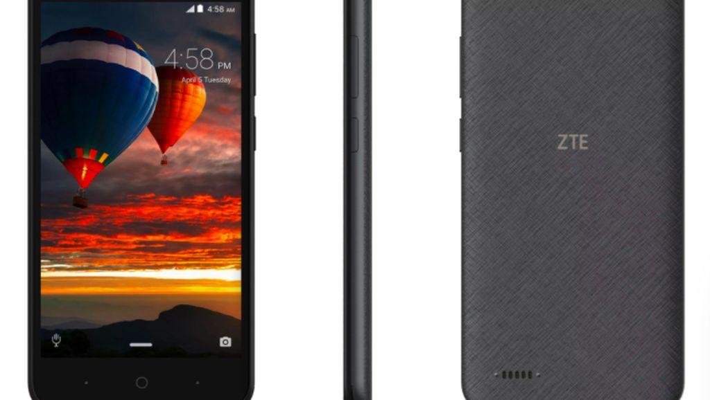 Ikutan Tren Android Go, ZTE Rilis Tempo Go
