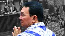 Respons Ahok Soal PK yang Ditolak: Puji Tuhan
