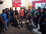 Kejar-kejaran dengan Polisi, Ini Foto 2 Rampok Makassar yang Ditembak