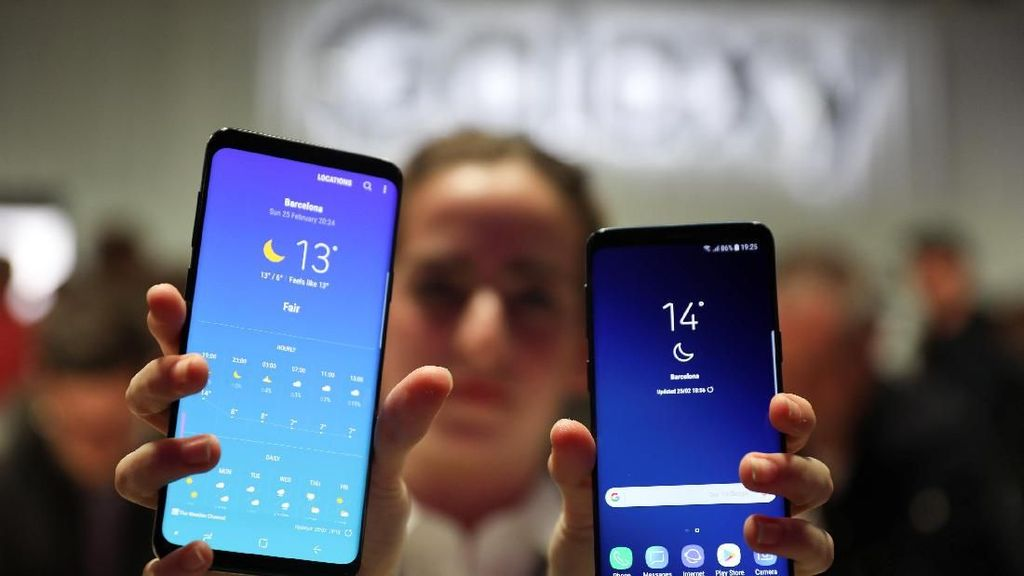 Microsoft Ikut Jualan Galaxy S9 dan S9+