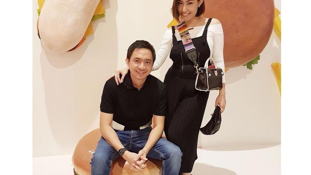 Sebelum Nikah, Regi Sempat Ilfeel Sama Ayu Dewi Loh