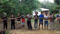 Ular Piton 6 Meter Ditemukan di Sumur Malaysia, Beratnya 80 Kg