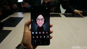 Samsung bakal Pertimbangkan AR Emoji Hijab