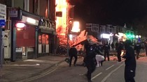 Ledakan di Inggris Lukai 6 Orang, Peristiwa Terorisme?