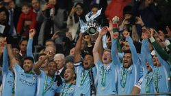 Piala Liga Inggris Jadi Awalan untuk City Kejar Trofi-Trofi Lainnya