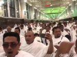 Viral Rekaman Umrah Nyanyikan Indonesia Negaraku, Begini Ceritanya