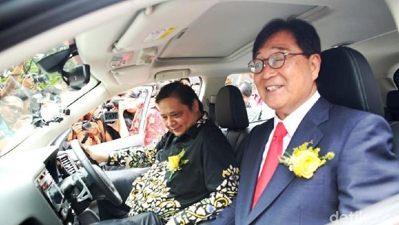 Mobil Plug In Hybrid Dinilai Paling Cocok untuk Indonesia