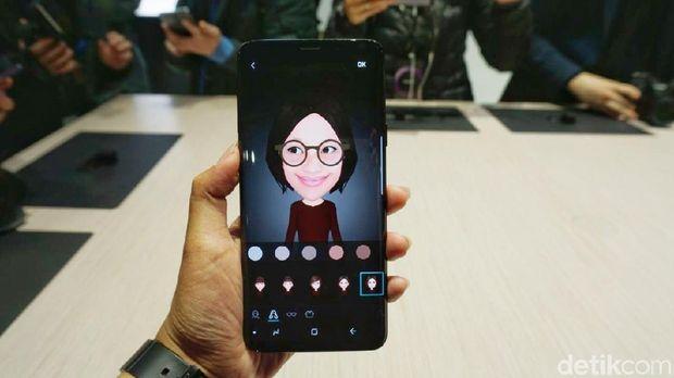 Galaxy S9, Menggoda Sejak Genggaman Pertama