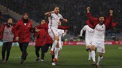 Kemenangan Pertama Milan di Markas Roma Sejak 2011