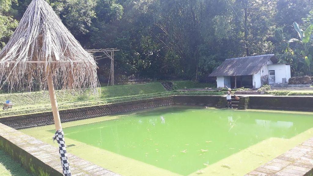 Pemandian Dewi Sri, Diyakini Peninggalan Mataram Kuno di Magetan