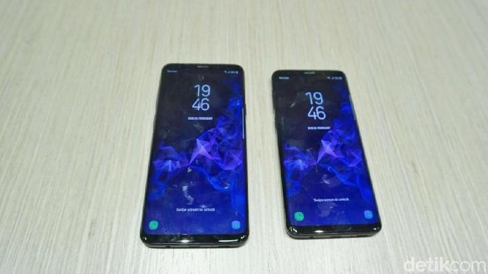 Samsung Bagi-bagi Galaxy S9 dan S9+ ke Penonton