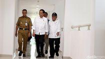 Anies Tepis Peluang Jadi Cawapres Jokowi: Saya Urus Jakarta