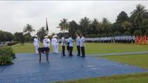 Mantan Ajudan Jokowi Resmi Jabat Danlanud Halim Perdanakusuma