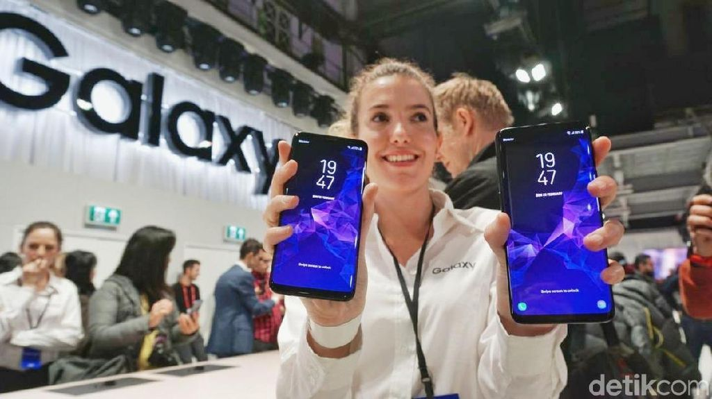Ini Harga Galaxy S9 dan S9+ di Indonesia