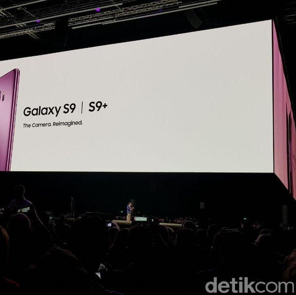 Duo Galaxy S9 dan S9+ Resmi Meluncur