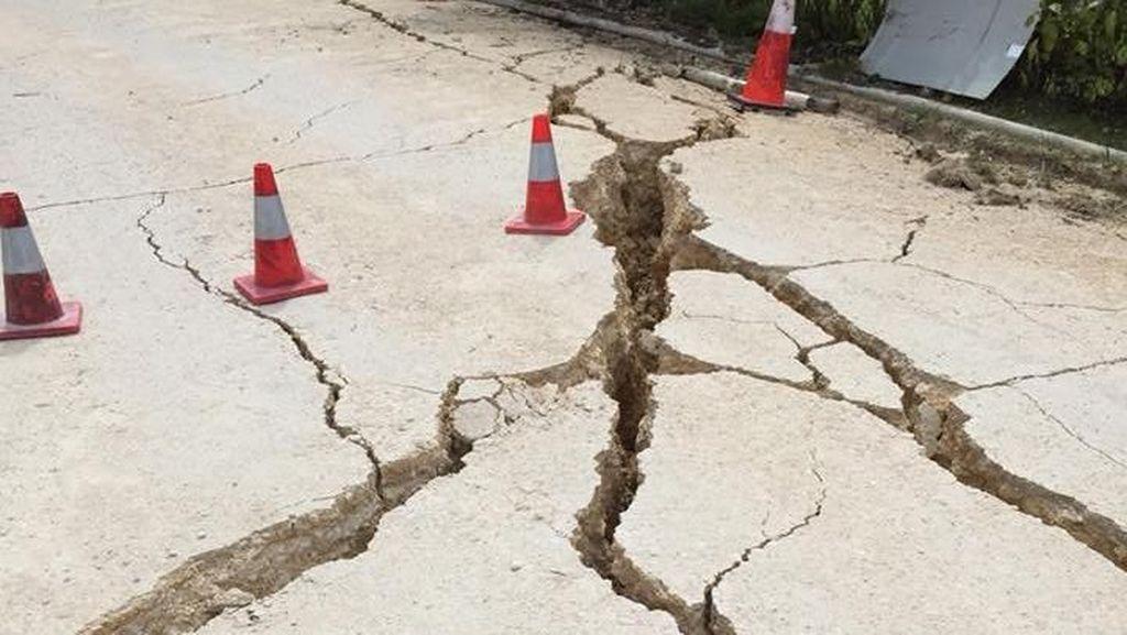Dua Bulan Pertama 2018, 434 Gempa Bumi Terjadi di RI