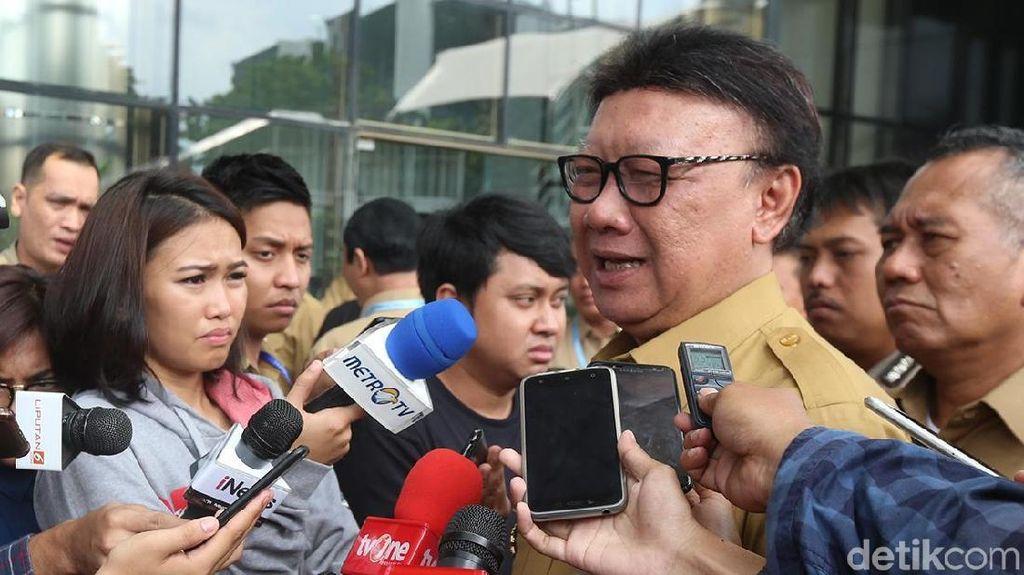 Mendagri Tolak Usul Tommy Soeharto soal Gubernur Dipilih Presiden