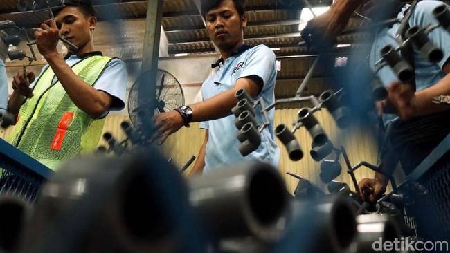 Ilustrasi tenaga kerja. Foto: Rifkianto Nugroho