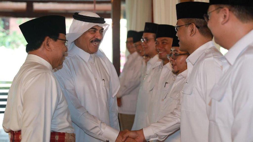 Fadli Sebut Prabowo Rutin Undang Dubes Negara Sahabat di Hambalang