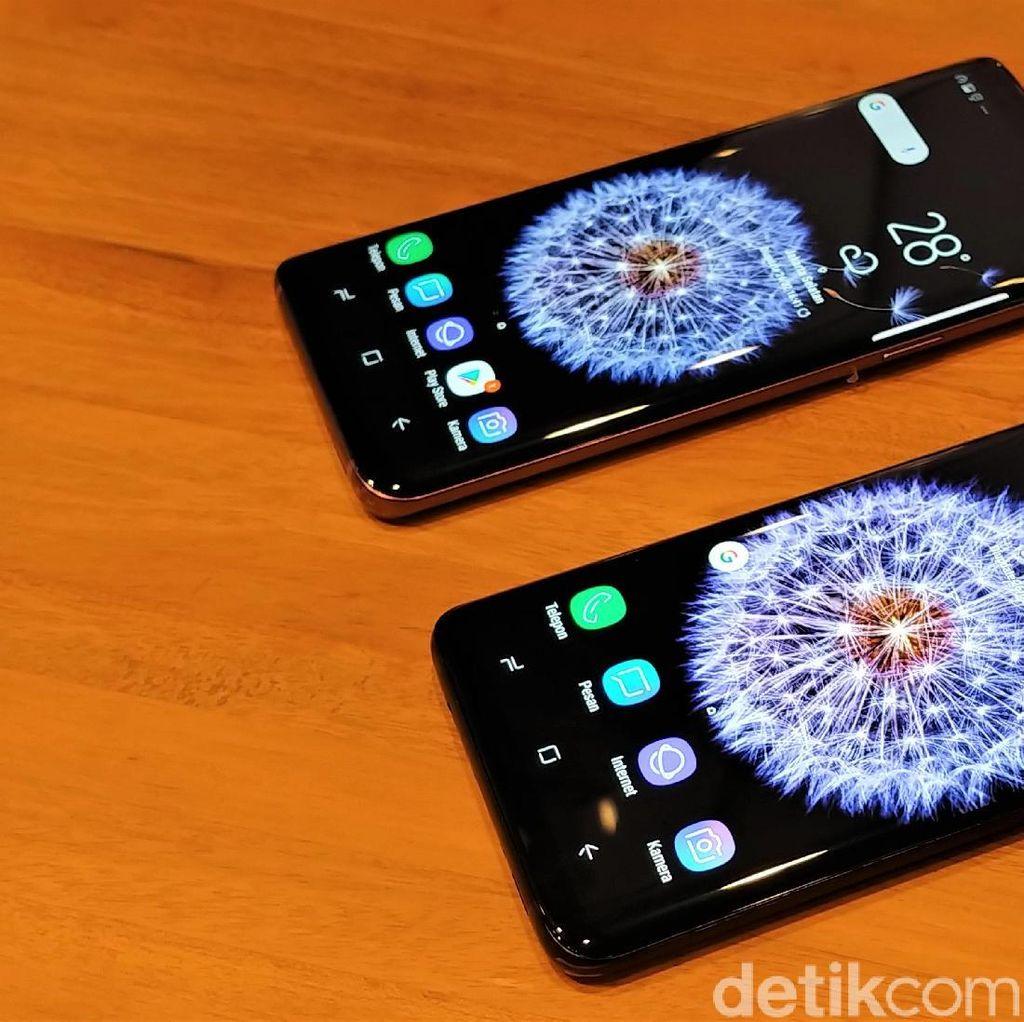 Penjualan Perdana Galaxy S9 di Kandang Kalah dari S8