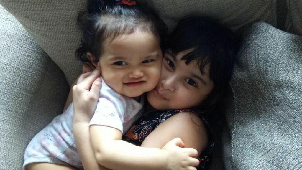 Ara dan Nada, Kakak-beradik Cucu Rano Karno yang Super Nggemesin!