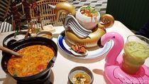 Santhai: Bersantai Siang Ini dengan Nasi Goreng Kelapa hingga Sate Tajima Wagyu