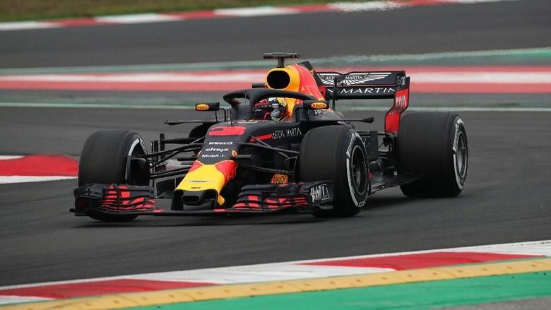 Ricciardo Tercepat di Hari Pertama Tes F1 Barcelona