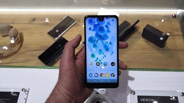 Wiko Bawa 5 Ponsel Baru ke Barcelona