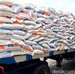 Ada Beras Impor di Operasi Pasar Bulog Jelang Puasa