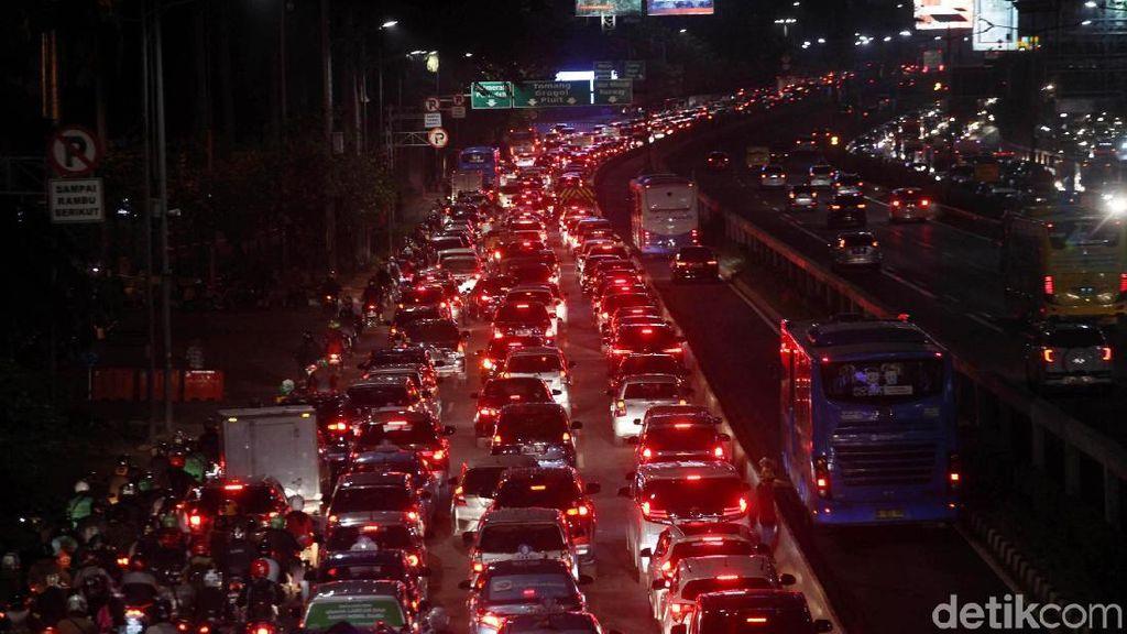 Jakarta Kota Termacet ke-12 di Dunia