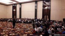 Begini Suasana Seleksi Digital Development Program di Bandung