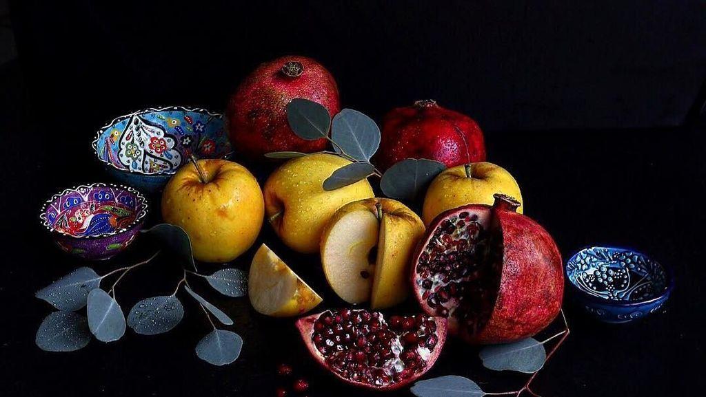 Rangkai Jadi Makanan Cantik, Makanan Ini Terbuat dari Limbah Makanan