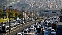 Foto: Kota-kota Macet di Dunia, Los Angeles Hingga Istanbul