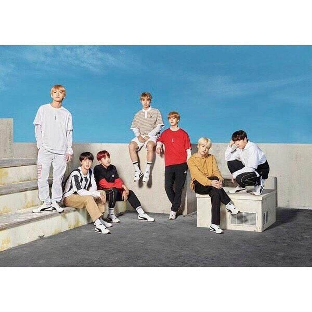 BTS Masuk Nominasi Billboard Awards Lagi