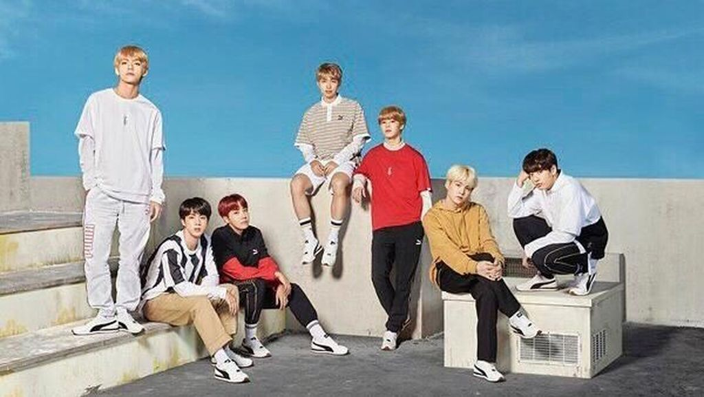 BTS Masuk Nominasi Billboard Awards Lagi
