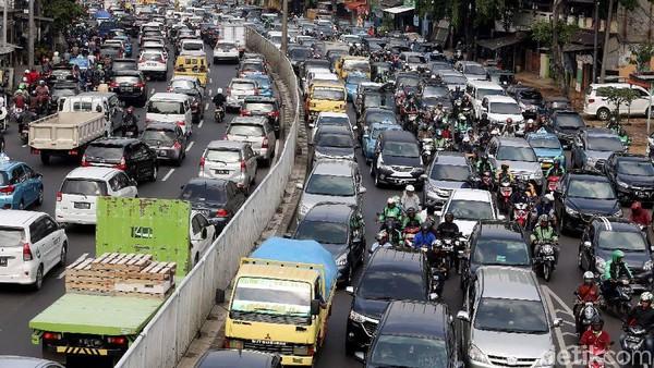 Jakarta Superpadat, Kemacetan Diragukan Bakal Teratasi Saat Asian Games