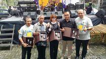 Seniman Bandung Diajak Jadi Duta Pajak