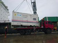 PLN Siap Operasikan Mesin Pembangkit 17 MW di Kutai Barat