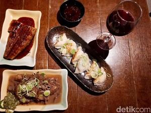Hararu Izakaya: Wah, Sedapnya Gyu Nitsuke dan Wine Halal di Pub Jepang Ini!