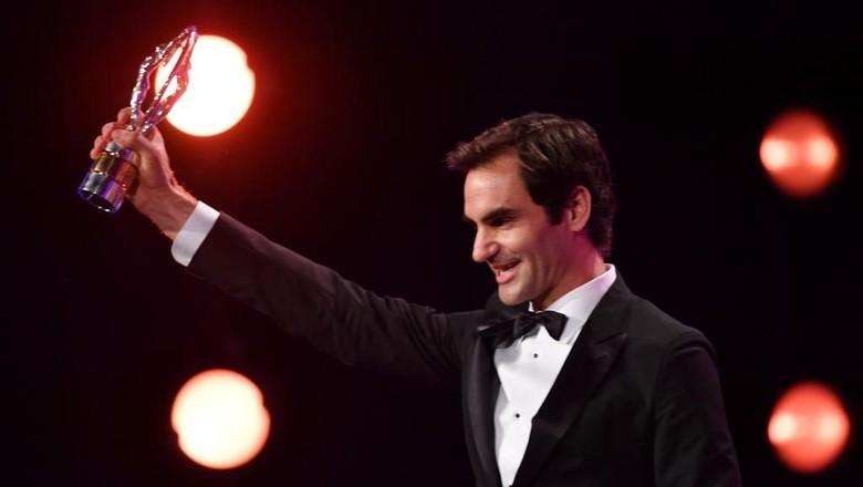 Terpesona Para Bintang Olahraga Hingga Benedict Cumberbatch di Laureus Award 2018