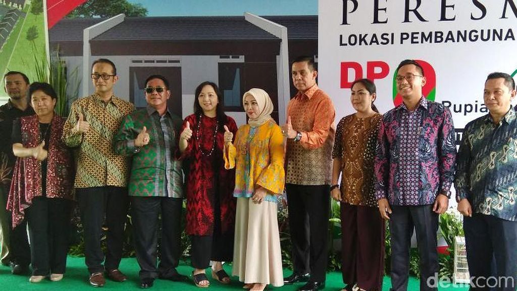 Kadis Perumahan: Rumah DP Rp 0 di Cilincing Bukan Program Pemprov