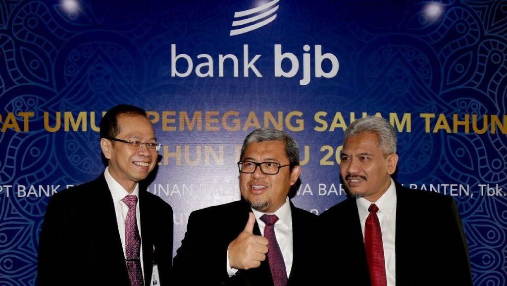 Laba Kotor bank bjb Rp 2,05 Triliun Tertinggi Sepanjang Sejarah