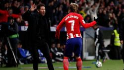 Usaha Atletico Meyakinkan Griezmann agar Tak Pergi