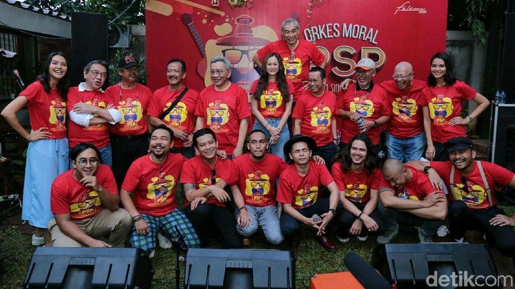 Orkes Moral PSP Hidup Kembali di Film Orkes Moral Pancaran Sinar Petromak